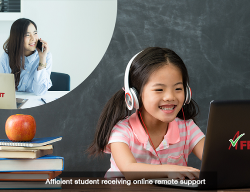 Afficient Academy Goes 100% Virtual to Support Its Learning Center Students